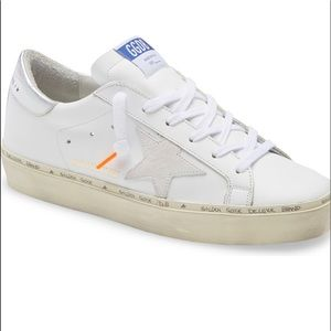 🧡 Golden Goose Hi star Low top Sneaker 🧡